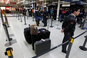 Miles de pasajeros afectados por el conflicto con Intercargo