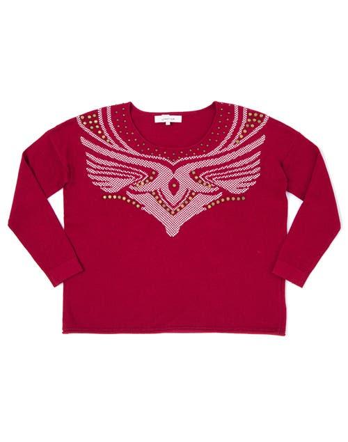 Sweater (Josephine B, antes $ 852, ahora $596).