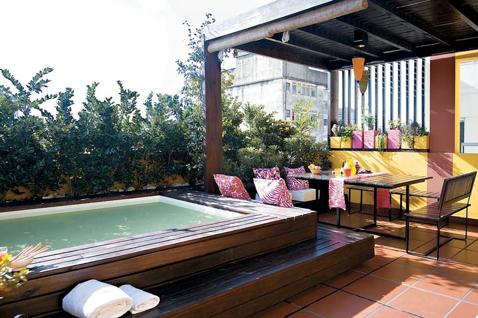 Diez terrazas y patios para tomar ideas