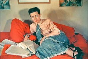 Simone de Beauvoir: La mujer rota