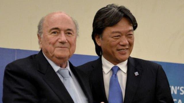 El expresidente de la federación Costarricense de Fútbol, Eduardo Li, es un ejemplo de la migración china al país.
