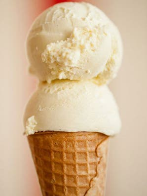 Receta healthy: helado de aceite de oliva
