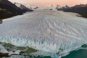 Alerta: qué está pasando con el Glaciar Perito Moreno