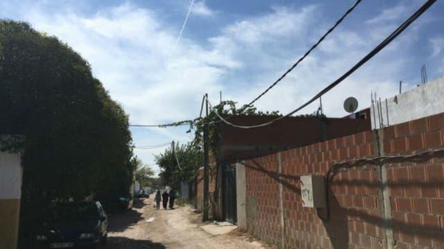 Algunas zonas de la Cañada parecen un pueblo de algún lugar de Marruecos