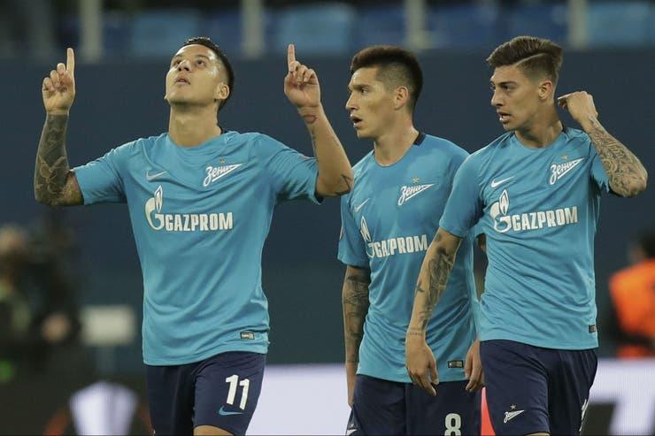 Europa League: protagonismo argentino en los octavos de final