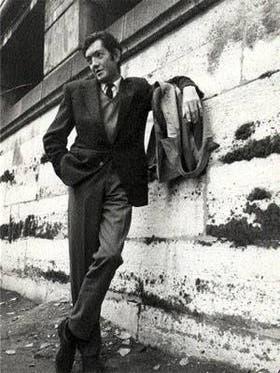 El escritor, en Buenos Aires (1968)