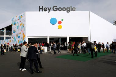 Google has worked hard in the Las Vegas CES 2019, a large pavilion and a distinctive city monorail with its distinguished phrase from its virtual assistant