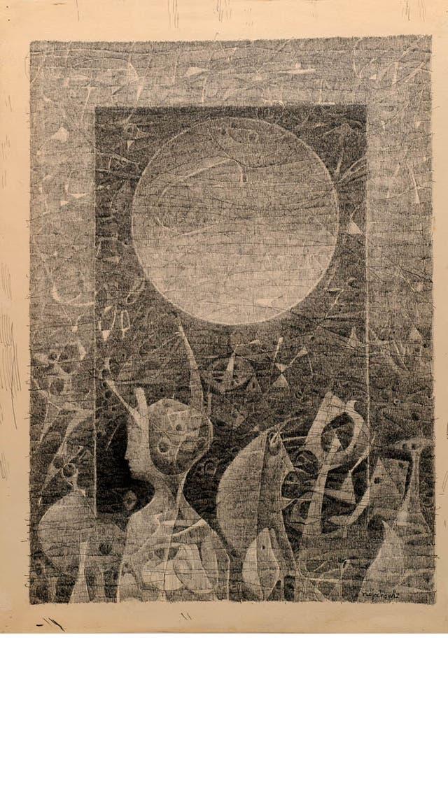 Noé Nojechowicz, El proceso, 1967