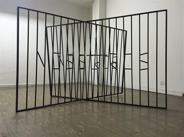 Instalación de Eduardo Basualdo