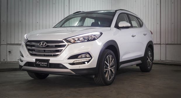 El nuevo Hyundai Tucson
