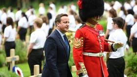 Cameron hizo campaña en contra del Brexit