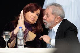 Cristina Kirchner y otros líderes internacionales apoyaron a Lula da Silva