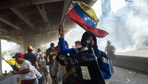 Resultado de imagen para protestas en venezuela hoy