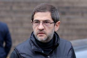 Sergio Schoklender apuntó contra el Gobierno por la corrupción en la obra pública