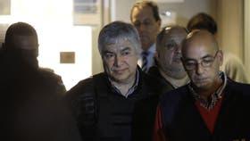 Báez negocia con enviados del Gobierno la posibilidad de acceder a un arresto domiciliario a cambio de información