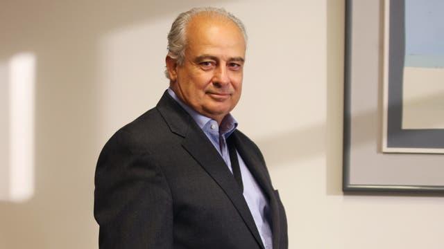 Ricardo Viaggio, gerente general de Indra Argentina