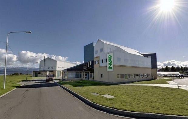 Las instalaciones del Invap en Bariloche