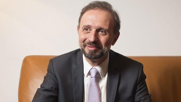 Gustavo Marangoni, ex titular del Banco Provincia