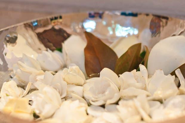 Para decorar con flores, las propuestas de Flora.