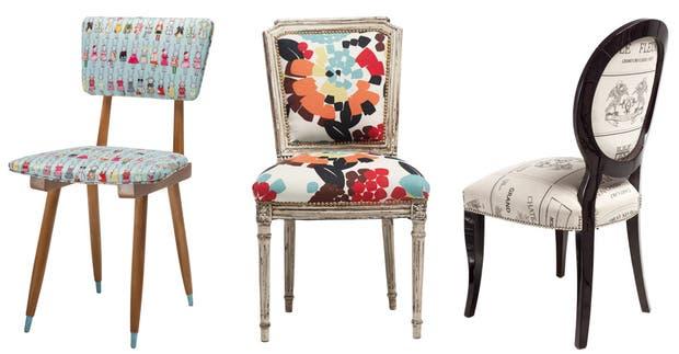 20 sillas para ponerle onda a tu comedor   living   espacio living