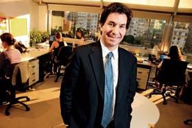 Andy Freire, Presidente de Endeavor