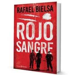 Rojo sangre, de Rafael Bielsa