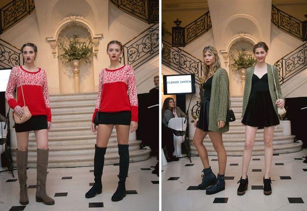 Marcela Kloosterboer participó en el diseño de carteras y zapatos , la firma lanza una colección verdaderamente soñada. Foto: Gentileza Prensa