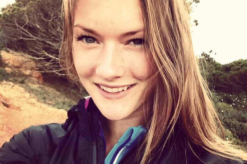 La letona tiene 21 años y compite en el heptatlón.  Fue dos veces campeona mundial juvenil y dos europea, en la misma categoría. Su primera participación olímpica fue en Londres 2012.