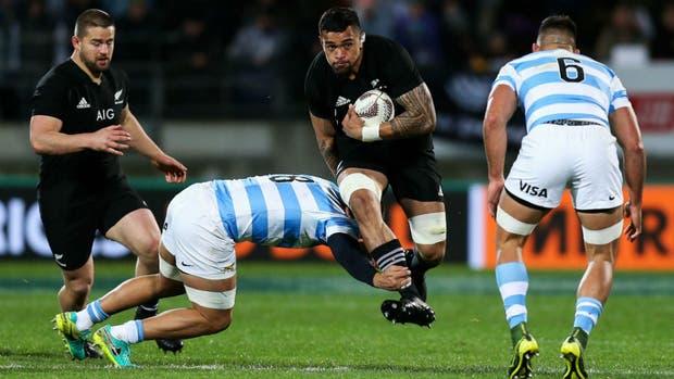 All Blacks bajo a los Los Pumas del Rugby Championship