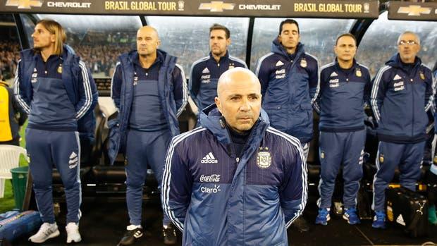 Le fracturan el rostro a brasileño en el juego ante Argentina