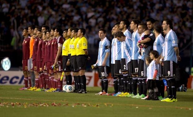 El 5 de septiembre el equipo que dirige Jorge Sampaoli recibirá al combinado venezolano