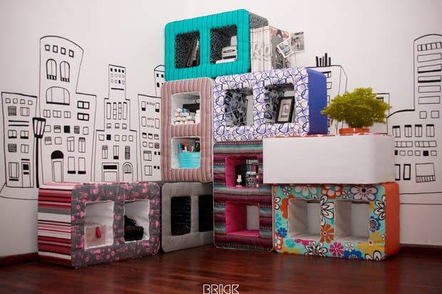 Muebles chicos para espacios chicos  Living  ESPACIO LIVING