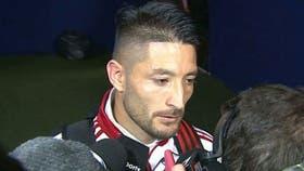 Casco fue convocado a la selección argentina