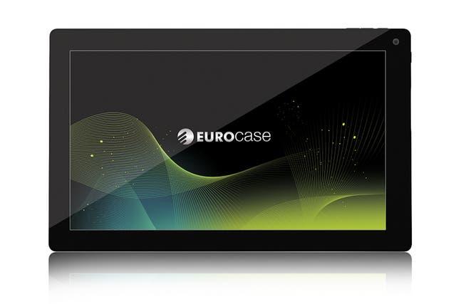 Eurocase lanzó el cuarto modelo de tableta con Perseus, equipado con Android 4.1