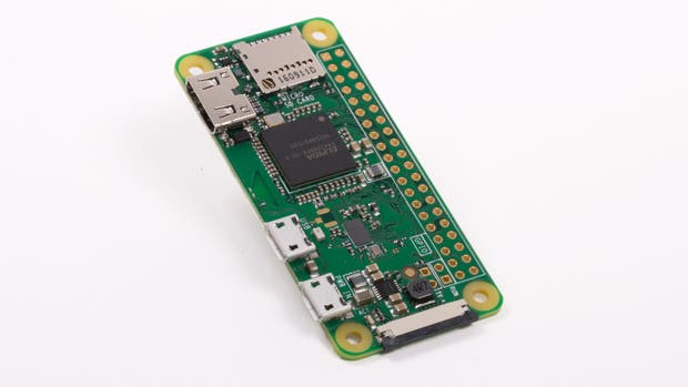 La Raspberry Pi Zero W