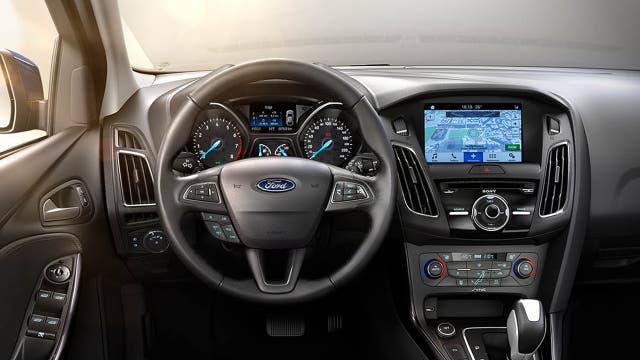 El sistema Sync 3 de Ford