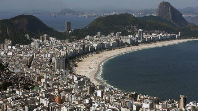 Brasil se prepara para el aluvión turístico de los Juegos Olímpicos