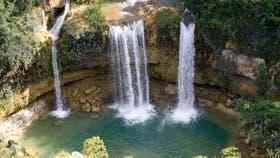 Salto Bayaguana, en el PN Los Haitises