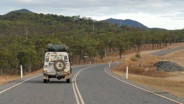 La Policía rescata una turista cautiva y violada durante semanas en Australia
