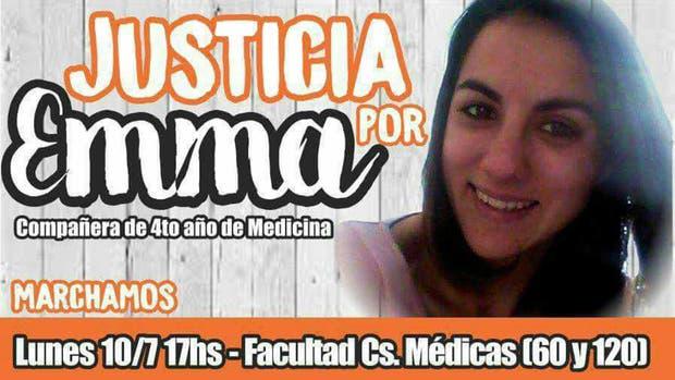 Femicidio en Punta Lara: el sospechoso de matar a María Emma se negó a declarar