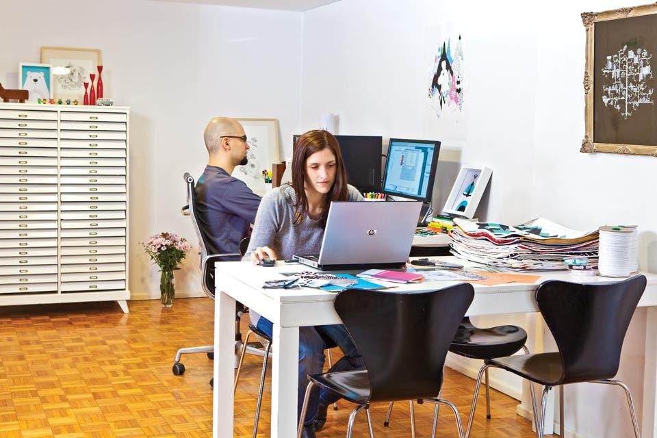 Consejos para planificar un espacio de trabajo en casa