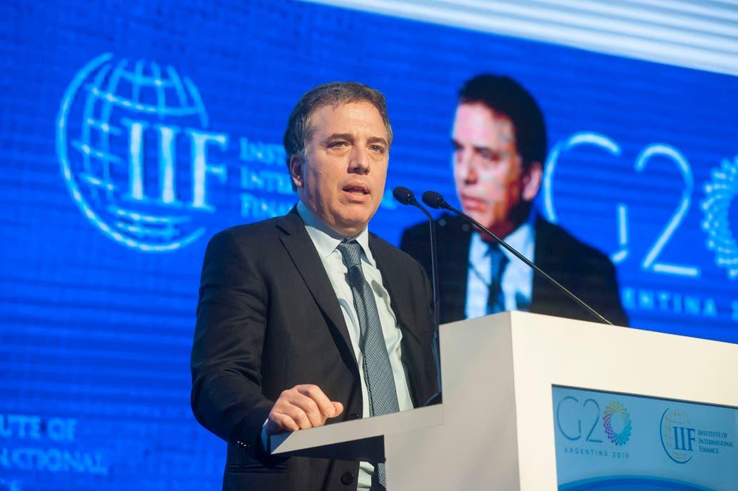 Funcionarios de economía del G20 en Buenos Aires