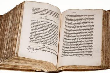 El Libro de los Epítomes fue descubierto a principios de 2019 en Copenhague, Dinamarca, en el Instituto Arnamagnæan, donde estuvo durante 350 años sin que se supiera.