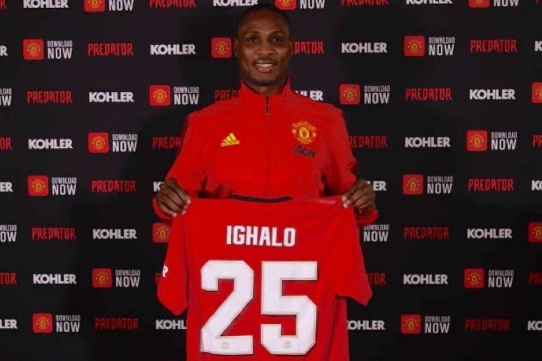 El Manchester United aparta a Ighalo por temor al coronavirus