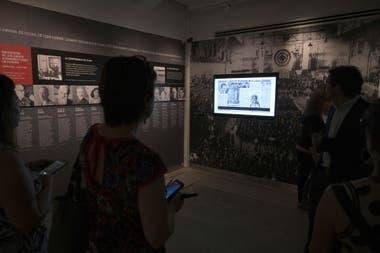 Remodelación y reinauguración del Museo del Holocausto