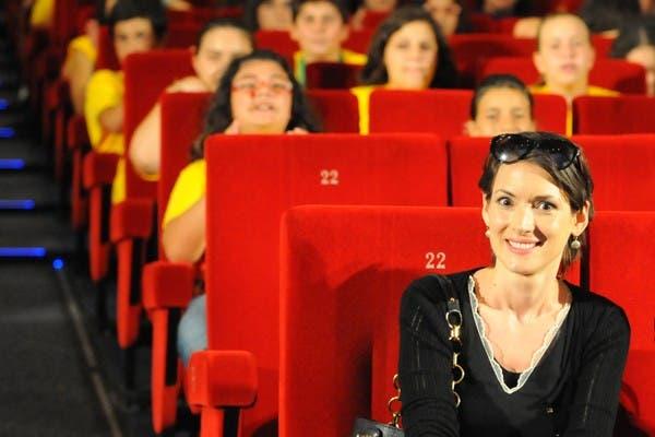 Invitada. La actriz Wynona Rider dijo presente en un importante festival de cine que se realiza en Italia para los jóvenes.