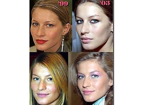 Los sorprendentes cambios de Giselle Bundchen, la modelo mejor paga del momento. Foto: /www.dailycognition.com