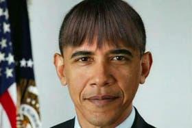 Obama bromeó durante su discurso y adelantó que utilizará el estilo de su esposa Michelle