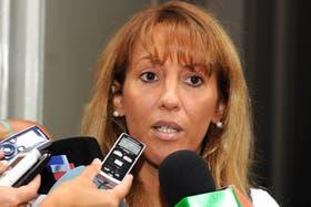 Lorena Martins, hija del ex agente de la SIDE, fue quien denunció la presunta red de trata