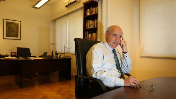 Roberto Lavagna aún no se pronunció sobre el pago a los holdouts que propone el gobierno de Mauricio Macri